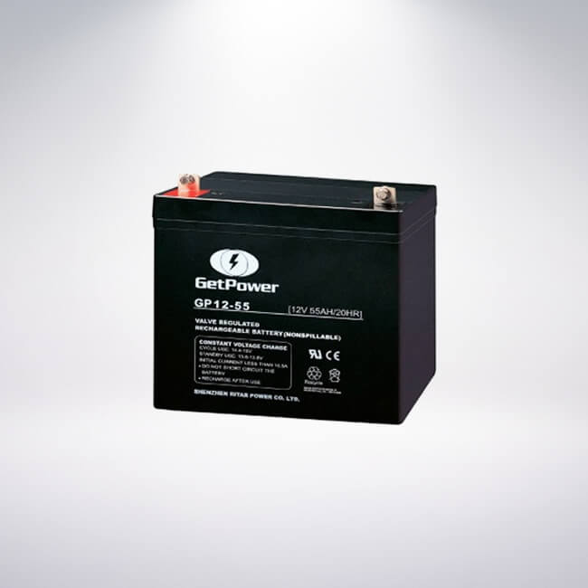 Bateria Chumbo Ácida Vrla