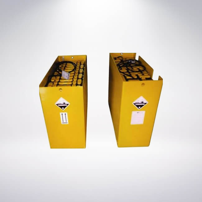 Bateria Tracionaria Para Empilhadeiras