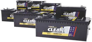 Baterias Moura Clean 04