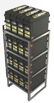 Baterias Moura Clean 06