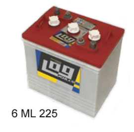 Baterias Moura Monobloc Tracao 08