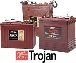 Baterias Trojan