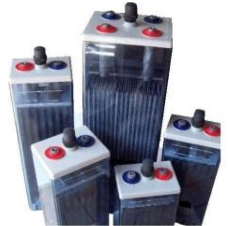 Bateria Chumbo Ácida OPzS
