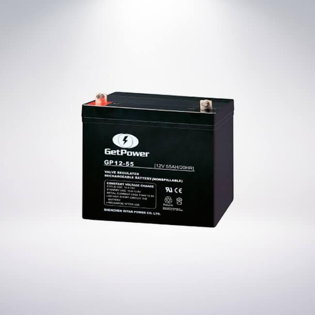 Bateria Chumbo Acida VRLA AGM (selada)