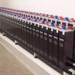 Bateria estacionária ventilada