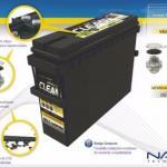 Baterias estacionárias para energia eólica